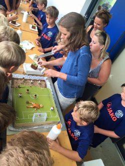 1. TIRLOG Fußball Sommercamp für Kids