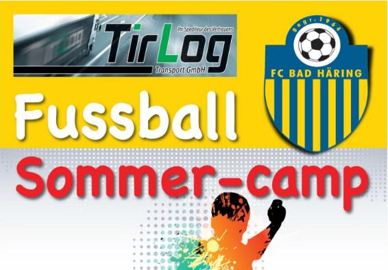 Bewegte Bilder vom TIRLOG Fußball Sommercamp für Kids