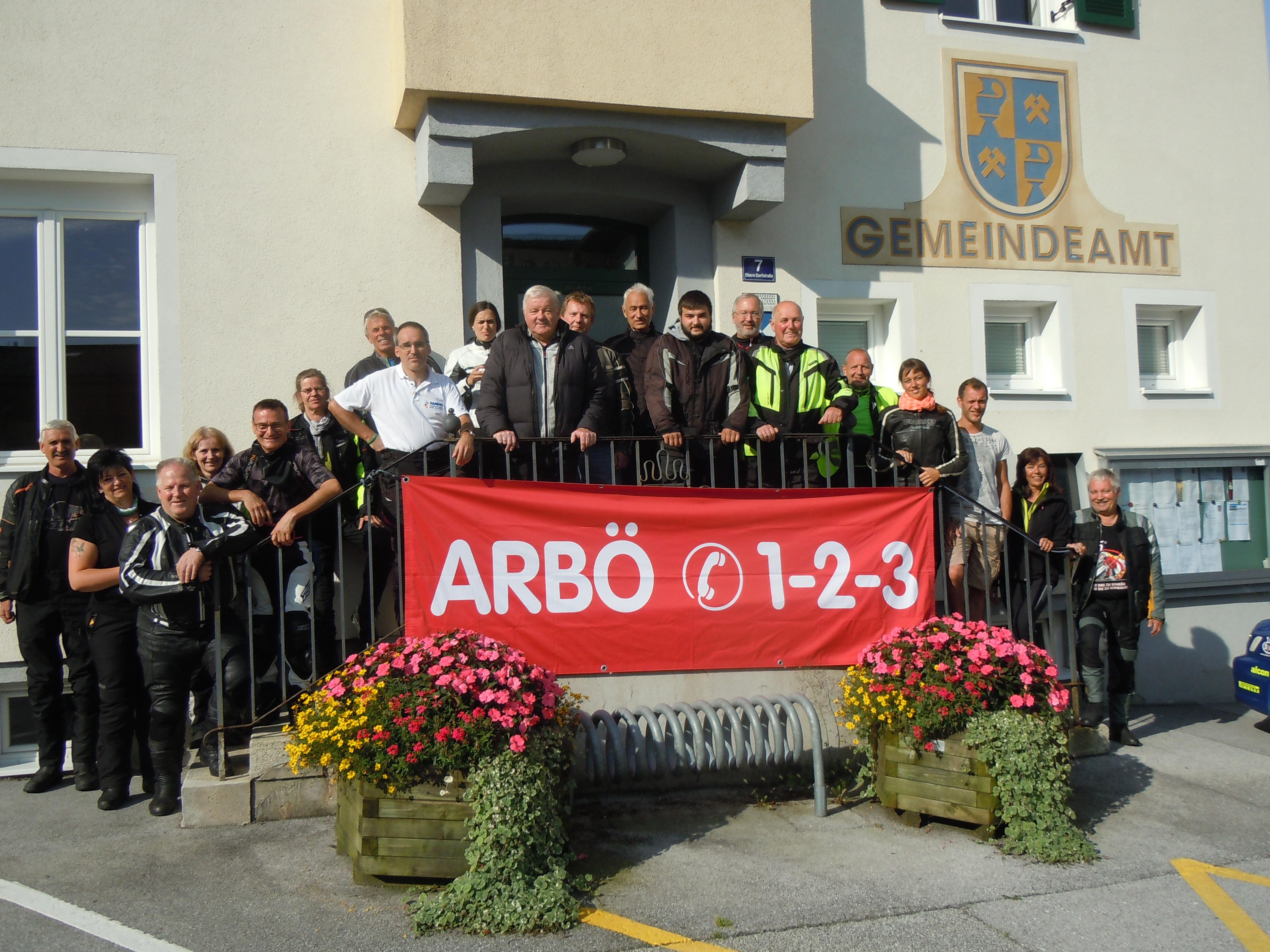 ARBÖ Herbstprogramm gestartet