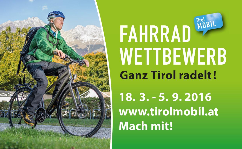 Fahrradwettbewerb 2016 – 101-Teilnehmer_innen haben sich dem Team Bad Häring angeschlossen