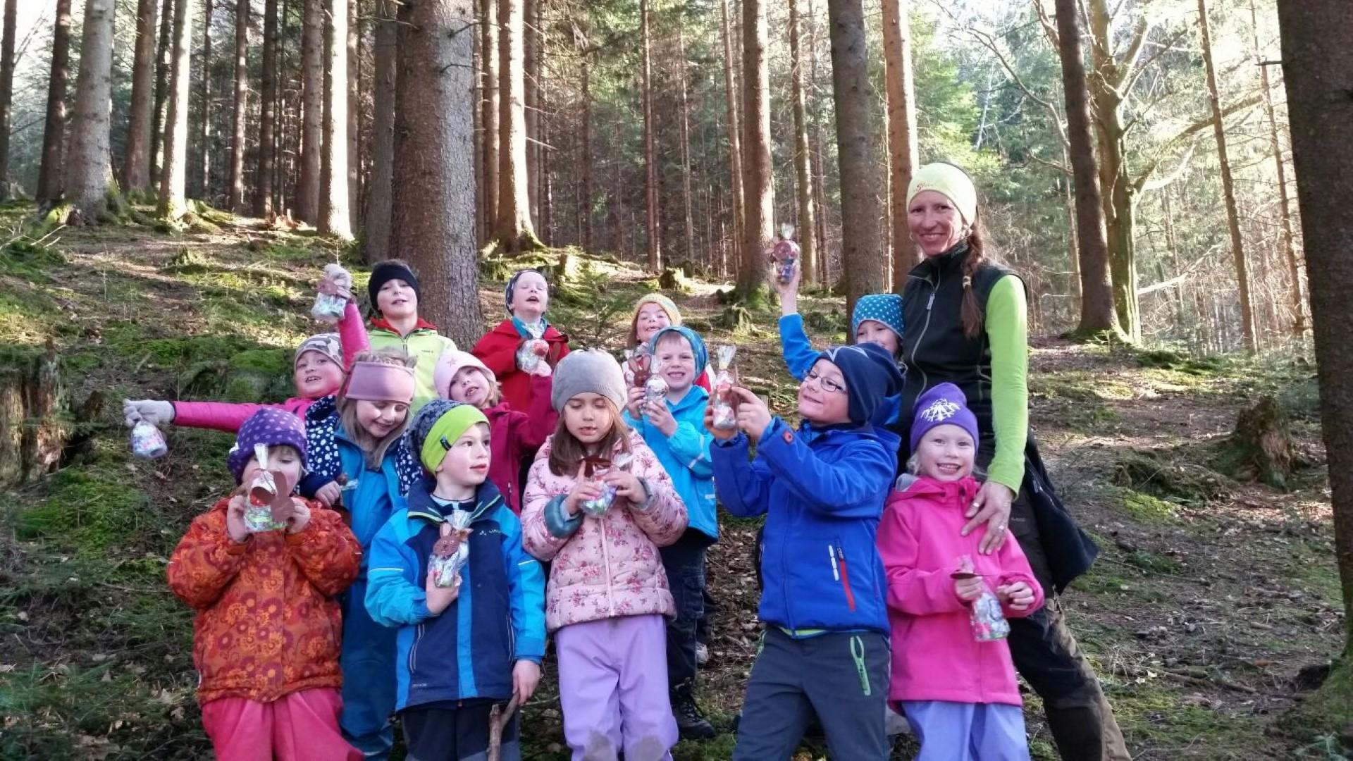 "Waldspielgruppe ""Fleckfüchse"" startet am 15. September!"