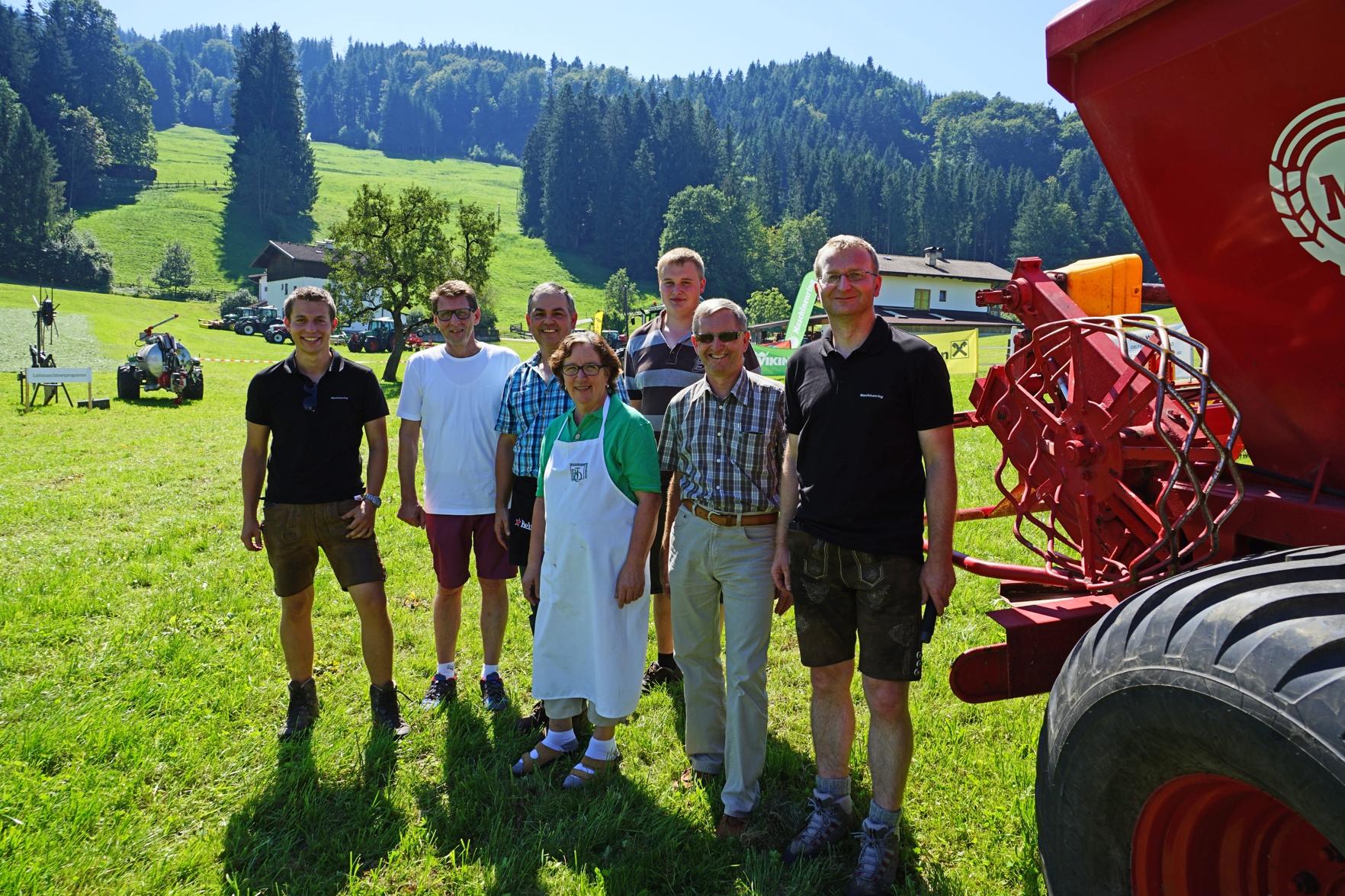 Landwirtschaft am Puls der Zeit: Kooperation & Flexibilität sind gefragt