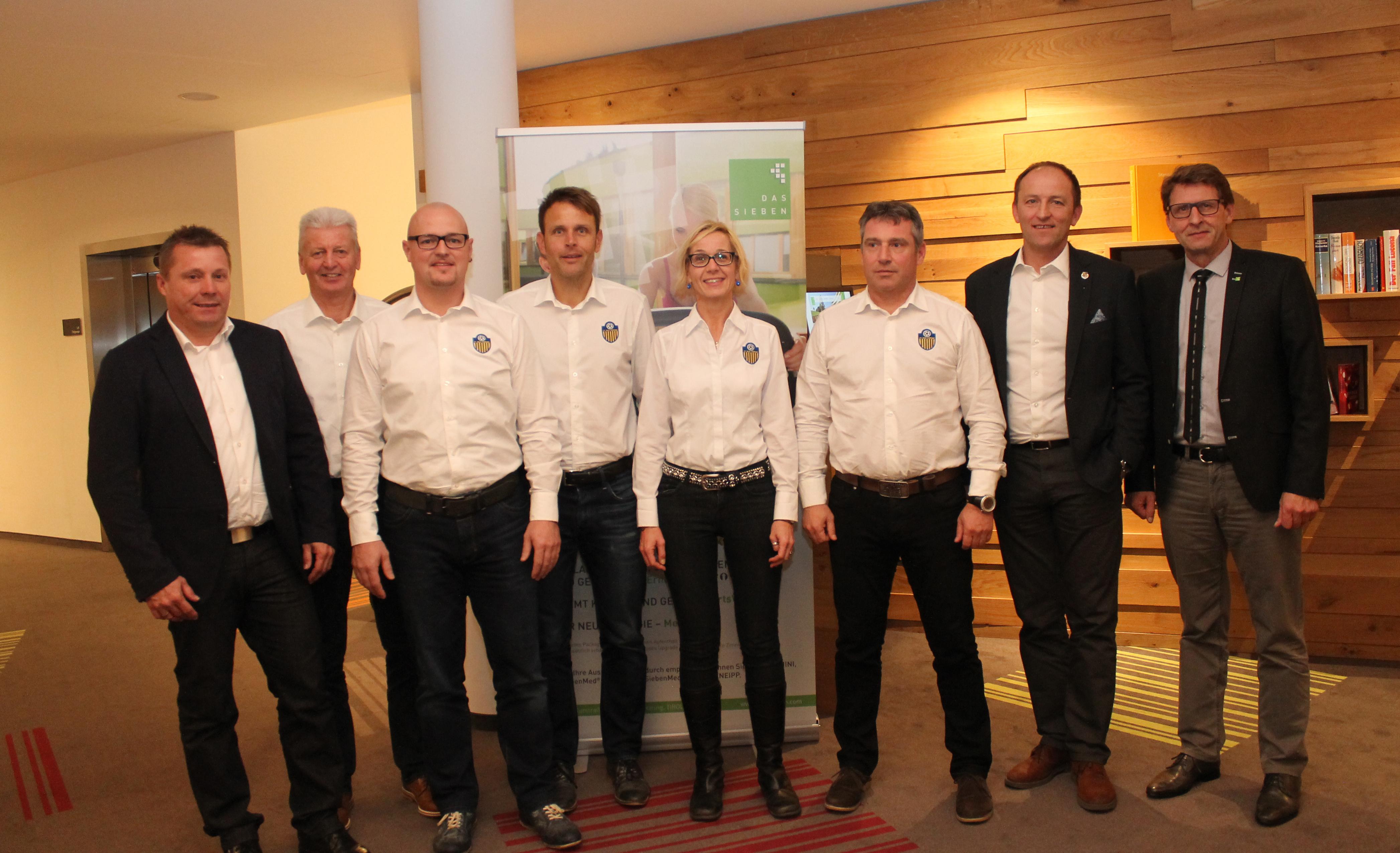 FC Bad Häring lud zur Generalversammlung mit Neuwahlen