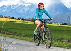 Tiroler Fahrrad-Wettbewerb 2017: Das Team Gemeinde Bad Häring hat Fahrt aufgenommen!