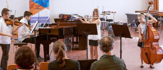 """LMS Wörgl überzeugte beim Landeswettbewerb """"prima la musica 2017"""""""