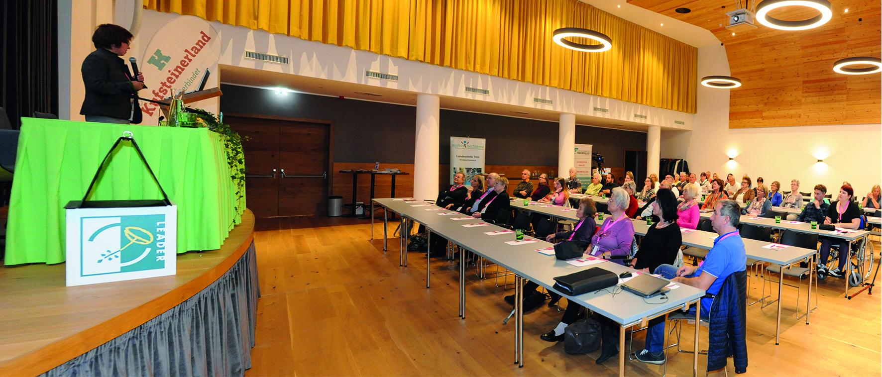 Gut leben mit Rheuma – Modul III   – Gesundheitsprojekt vom 24.03.-26.03.2017 in Bad Häring