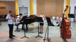"""Bundessieg für das Ensemble """"Fast4ward"""" bei """"prima la musica"""" in St. Pölten!"""