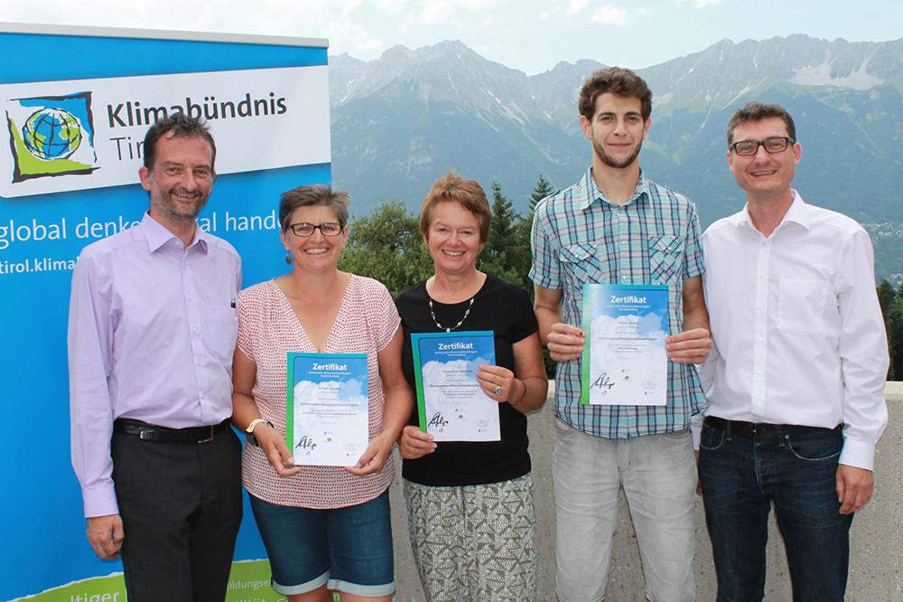 Neue Klimaschutzbeauftragte für den Bezirk Kufstein