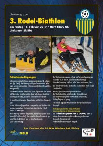 Rodel Biathon @ Litzlwiese Heimberg | Heimberg | Bern | Schweiz