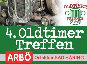 4. ARBÖ-Oldtimer-Treffen @ Parkplatz Schwimmbad